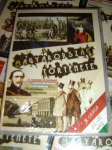 The History of Hungary Documentary Film Series 25-27 Episodes / Magyarorszag Tortenete 25-27. Resz - 2009