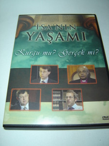 The Jesus Accounts / Life of Jesus Christ is it fact or fiction / Turkish Language DVD / Isa'nin Yasam? Kurgu my? Gercek mi?