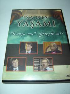 The Jesus Accounts / Life of Jesus Christ is it fact or fiction / Turkish Language DVD / Isa'nin Yasam? Kurgu my? Gercek mi?