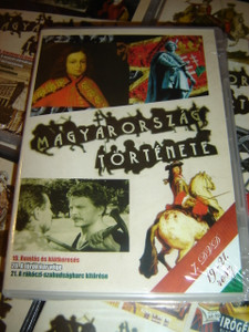 The History of Hungary Documentary Film Series 19-21 Episodes / Magyarorszag Tortenete 19-21. Resz - 2009