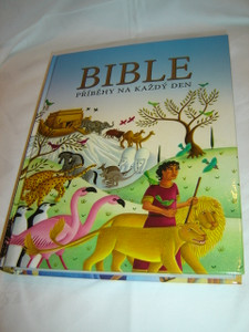 Czech Children's Big Bible / Bible Pribehy Na Kazdy Den / By Mary Joslinova