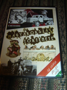 The History of Hungary Documentary Film Series 40-42 Episodes / Magyarorszag Tortenete 40-42. Resz - 2009
