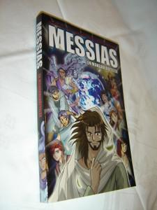 MANGA MESSIAH, Hidenori Kumai, Kozumi Shinazawa / Swedish Translation / Stories from the Bible