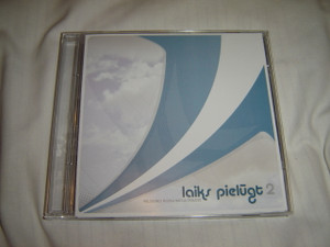 Latvian Language Praise and Worship CD Nr.2 / Laiks Pielugt 2 / Pielugsmes Muzika Mateja Draudze