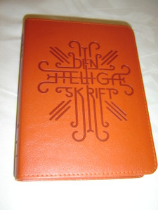 Swedish Holy Bible with Foot Notes / Bibeln - Gamla och Nya Testamentet