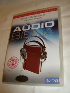 Audio Biblia Tóth Géza Eloadásában MP3 / Hungarian Audio Bible on MP3 CD/ Mózes Elso, Második és Harmadik Könyve