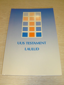 Estonian New Testament and Psalms R0540 / Uus Testament - Laulud