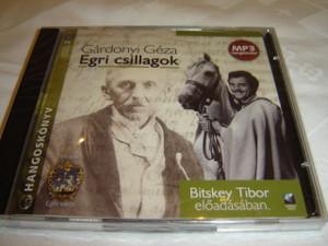 Gárdonyi Géza - Egri Csillagok Hangoskönyv (2 MP3 CD) / Bitskey Tibor eloadásában