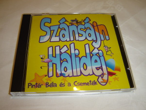 Szánsájn hálidéj - Pintér Béla és a Csemeték / Hungarian Christian Children's Songs