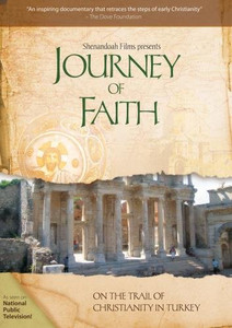 Journey of Faith: Trail of Christianity in Turkey DVD (2011) / An inspiring Documentary that retraces the steps of early Christianity
