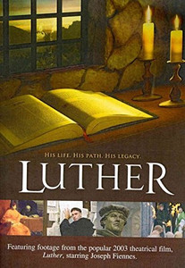Luther: His Life, His Path, His Legacy DVD (2014) INSPIRATIONAL CHRISTIAN CINEMA