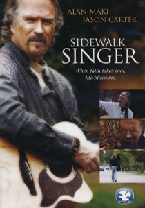 Sidewalk Singer DVD (2014) When Faith Takes Root Life Blossoms / Family Christian Movies