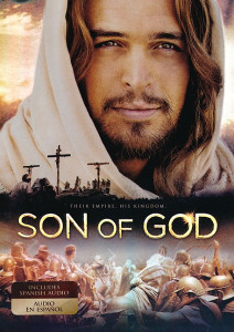 Son of God DVD (2014) Their Empire. His Kingdom