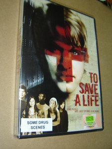 To Save A Life (DVD) / PG Edited Version / Audio: English