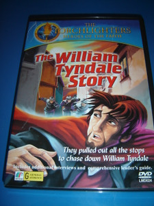 The Torchlighters: The William Tyndale Story (DVD)