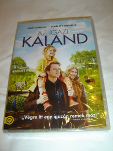 We Bought a Zoo (DVD)  Az igazi kaland / Audio: English, Hungarian, Czech, Turkish