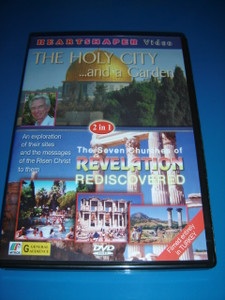 The Holy City ... and a Garden & The Seven Churches of Revelation Rediscovered (DVD)