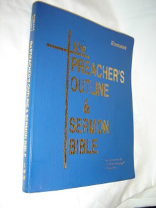 The Preachers Outline and Sermon Bible - ROMANS Vol. 7 / Special Edition for Evangelists