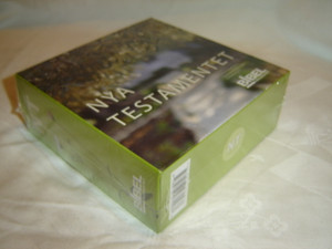 Swedish Language Audio New Testament - 22 CD Box Set / Nya testamentet - Ljudbok