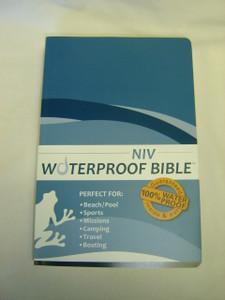 Waterproof Bible NIV - 100% Water Proof Inside & Out / New International Version