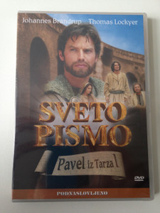 Paul the Apostle 1 (DVD) Slovenian Edition / Sveto Pismo - Pavel iz Tarza 1