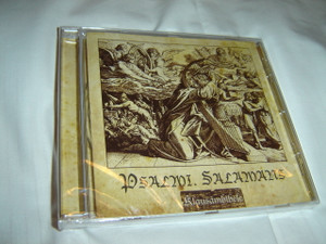 Latvian Audio Bible Portion / Psalms and Solomon's Writings on MP3 CD / Psalmi, Salamana Pamacibas, Salamanas Macitajs, Augsta Dziesma