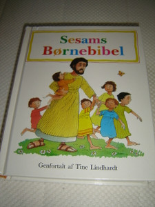The Lion Children's Bible in Danish Language - Sesams Bornebibel