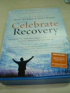 Celebrate Recovery Revised Edition Curriculum Kit / Christ  Centered Ministry in Your Church