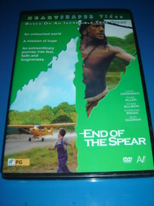 End of the Spear (DVD) Based On An Incredible True Story