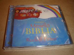 Meselo Biblia - Hangoskonyv (MP3) 74 Tortenet az O-es Ujszovetsegbol Gyerekeknek