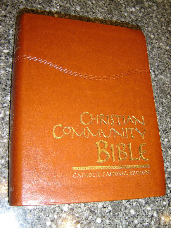 Catholic Study Bible NABRE Third Edition