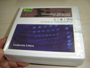 Leadership Messages on Vision / Audios & Transcripts / 14 Audio CD's, 14 Reproducible Outlines