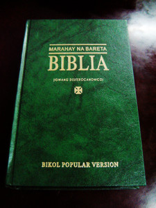 Bikol Catholic Bible Popular Version / An Marahay Na Bareta Biblia Igwang Deuterocanonico / BIKOL PV Bible BPV 53 PDC