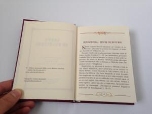 Missal - Carte de rugaciuni / Romanian Language Prayer Book - Illustrated Edition by the Orthodox Church in Romania