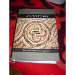 Slovakian Study Bible / Slovenski Standardni Prevod [Hardcover] by Svetopisemska