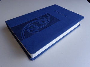 Maori Bible with reformatted modified orthography / Te Paipera Tapu / Blue Trutone Bound