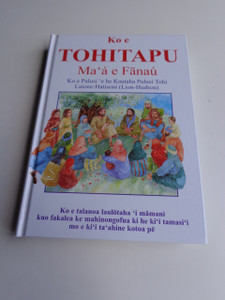 Tongan Language Children's Bible / A Lion Children's Book / Ko e Tohitapu Ma'a e Fanau