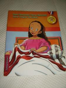 Jairus' Daughter Was Healed / Malay - English Bilingual Bible Story Book for Children / Anak Perempuan Yairus Disembuh Siri Cerita Panting