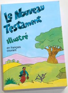 French Illustrated New Testament / Le Nouveau Testament traduit en francais