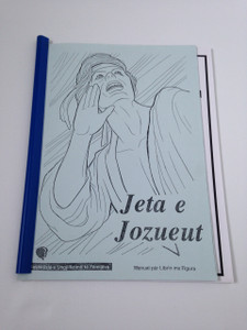 Life of Joshua / Jeta e Jozueut / Albanian Language Edition - 6 Bible lessons with the Flannel board (Manual with Flashcard)