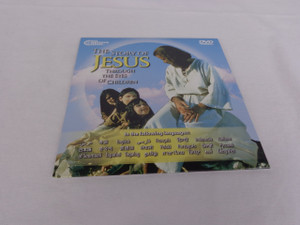 The Story of Jesus Through The Eyes of Children / Multi-Language DVD with 24 Audio Tracks - Subtitled in English