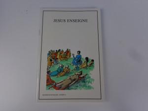 French Children's Bible Story Book about JESUS VOLUME 4 / Francais Bonnes nouvelles Livret 4