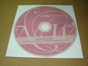 Nerida Walker - Hannah's Victory / Audio Book