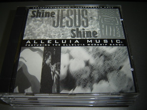 Shine Jesus Shine Accompaniment CD Instruments Only / Hosanna! Integrity Music