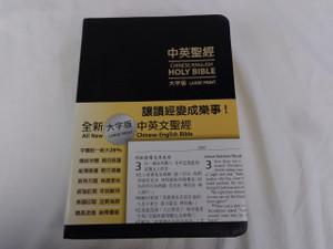 Chinese English Bible, Large Print, Union + NIV