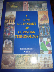 A New Dictionary of Christian Terminology / English - Urdu Biblical Commonly ...