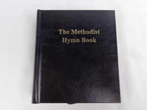 The Methodist Hymn Book / Black Cover - 2014 Print / Small Size - Including The Book of Offices