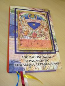 Tagalog Roman Missal that Follows the Lent / Ang Bagong Misal Sa Panahon Ng Kuwaresma At Pagkabuhay / Great for Roman Catholics from the Philippines