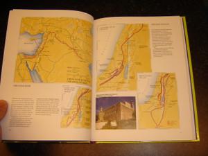 Libris Atlas: Till Bibelns Och Kristenhetens Historia / The Altas of the Bible and the History of Christianity in Swedish Langauge / Great for Preachers and Pastors / 2007 Print