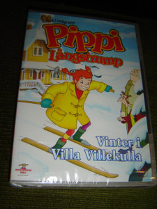 Pippi Långstrump: Vinter i Villa Villekulla / Adventures Of Pippi Longstocking